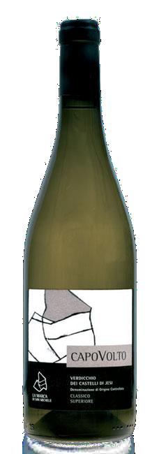 Capovolto 2008, La Marca di San michele, vino biologico delle Marche