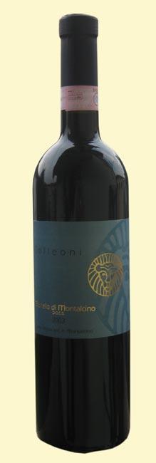 Colleoni, Santa Maria, Brunello di Montalcino 2003, vino da agricoltura biodinamica