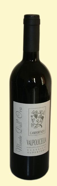 Monte dall'ora, Valpolicella 2008, vino biodinamico del Veneto