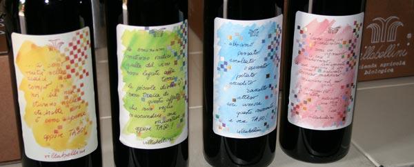 Le bottiglie di Villabellini: Valpolicella