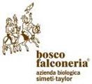 logo Bosco Falconeria vino biologico sicilia
